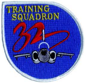 浜松 第32教育飛行隊パッチ