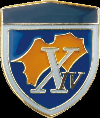 陸上自衛隊 部隊ピンバッチ 第14旅団