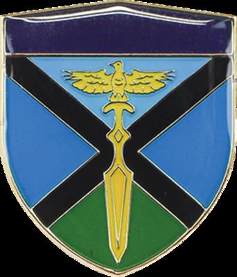 陸上自衛隊 部隊ピンバッチ 水陸機動隊