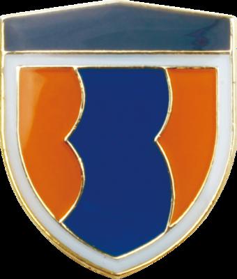 陸上自衛隊 部隊ピンバッチ 第3師団
