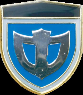 陸上自衛隊 部隊ピンバッチ 中部方面隊