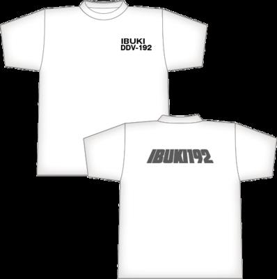 Tシャツ IBUKI 192(白)