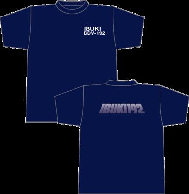 Tシャツ IBUKI 192(紺)