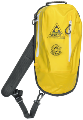 GERRY 防水ワンショルダーバッグ ブルーインパルス エンブレム