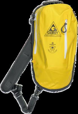GERRY 防水ワンショルダーバッグ イカリマーク