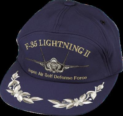 F-35 ライトニングⅡ モール付(紺)