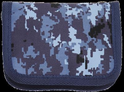 二つ折り財布 海自デジタル迷彩