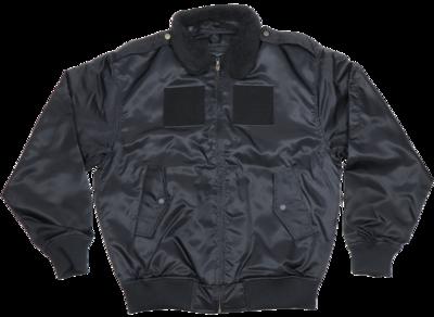 海上自衛隊 軽装ジャンパー(黒)