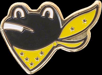 航空自衛隊 部隊ピンズ 第301飛行隊 百里基地(カエル)