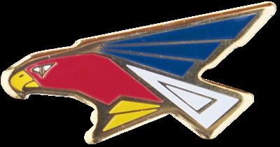 航空自衛隊 部隊ピンズ 第302飛行隊 三沢基地(尾白鷲)