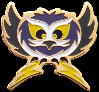 航空自衛隊 部隊ピンズ 第602飛行隊 浜松基地(フクロウ)