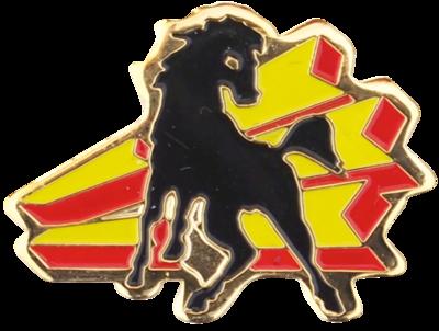 航空自衛隊 部隊ピンズ 第23飛行隊 新田原基地(馬)