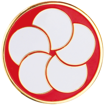 航空自衛隊 部隊ピンズ 第305飛行隊 新田原基地(梅)