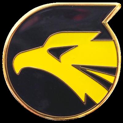 航空自衛隊 部隊ピンズ 第306飛行隊 小松基地(イーグル)