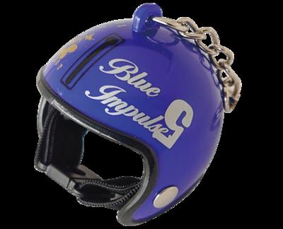 ヘルメットキーチェーン ブルーインパルス2021