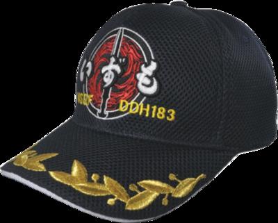 護衛艦いずも 野球帽 モール付(紺)