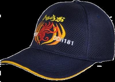 護衛艦ひゅうが 野球帽 (紺)