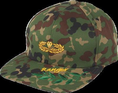 陸自迷彩野球帽タイプ レンジャー