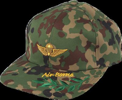 陸自迷彩野球帽タイプ エアボーン