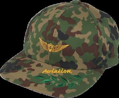 陸自迷彩野球帽タイプ アビエーション