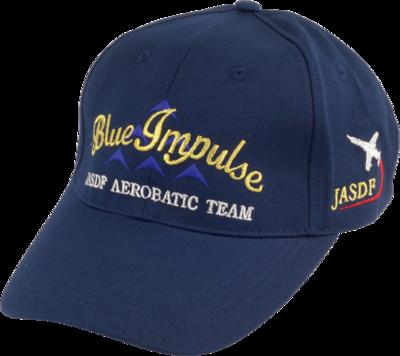 ブルーインパルス 野球帽