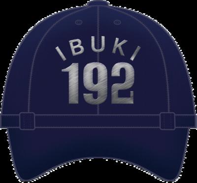 野球帽 いぶき DDV192(ネイビー)