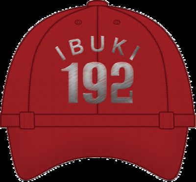 野球帽 いぶき DDV192(赤)