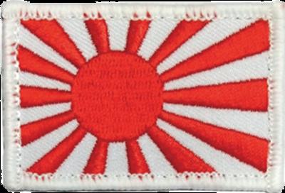 旭日旗(軍艦旗) パッチ 40-60