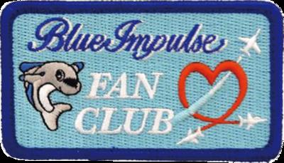 Blue Impulse FAN CLUBタグ ブルー