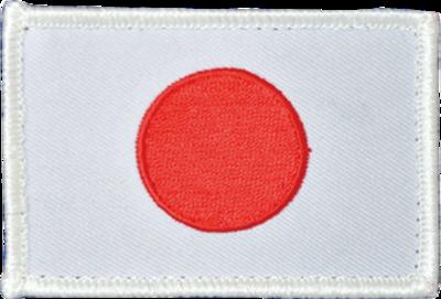 日章旗(日の丸) パッチ 40-60