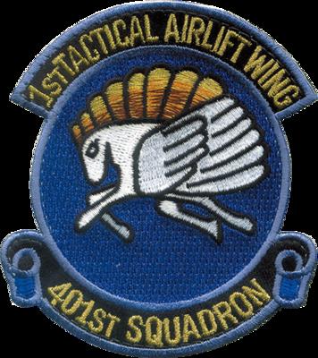 小牧 第401飛行隊 BL.verパッチ
