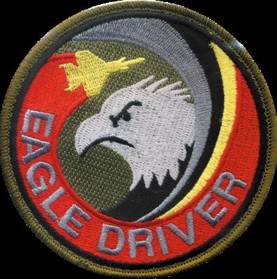 F-15 EAGLE DRIVER サブデュードパッチ