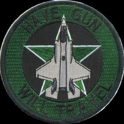 第121海兵戦闘攻撃飛行隊 F-35Bパッチ