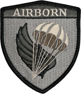 第1空挺団 ロゴマーク ロービジパッチ