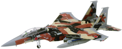F-15DJ 飛行教導隊 2011