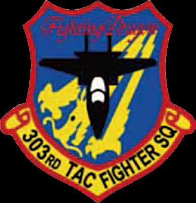 ソフトキーホルダー 第303飛行隊(小松)