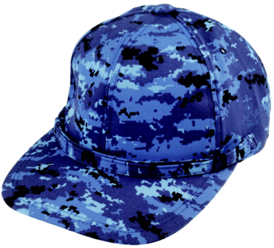 海自デジ迷彩 野球帽