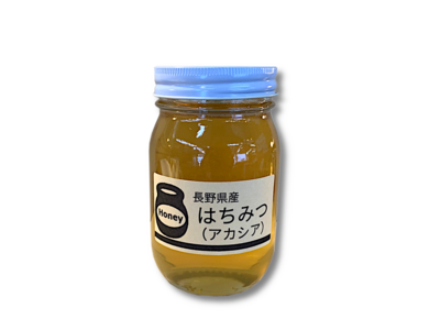 長野県産 はちみつ(アカシア)600g
