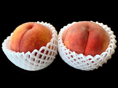 桃 黄金桃(無袋栽培) 秀品2Kg