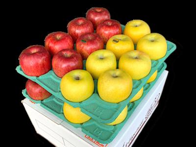 りんご詰め合わせ スイート&ゴールド 特秀品10Kg