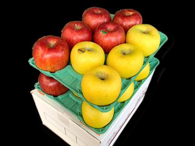 りんご詰め合わせ スイート&ゴールド 特秀品6Kg