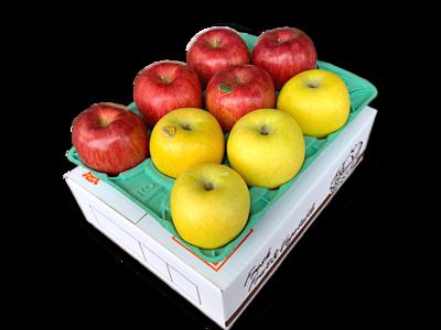 りんご詰め合わせ スイート&ゴールド 特秀品3Kg