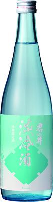 ◆夏限定 純米淡冷酒 720ml