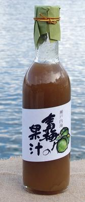 青梅の果汁 350g