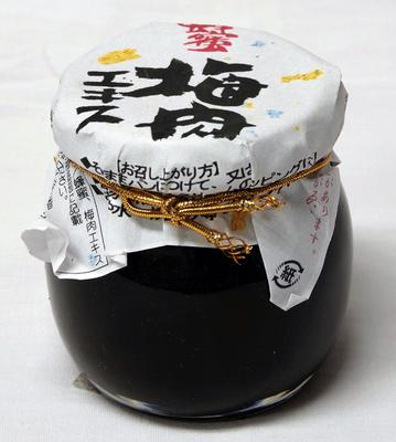 蜂蜜梅肉エキス 80g