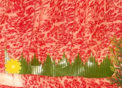 黒毛和牛 特選和牛ロース薄切(すき焼きしゃぶしゃぶ)