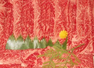 国産和牛 和牛ロース薄切(すき焼きしゃぶしゃぶ)