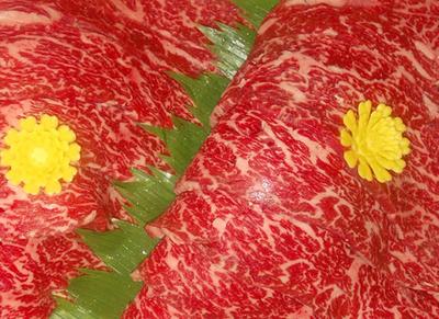国産和牛 和牛上バラ焼肉