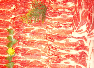 国産内地豚 豚肩ロース薄切