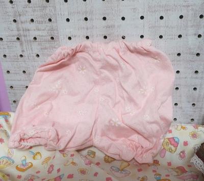 ドール服 ピン期花柄パンツ 40~45センチくらいサイズ